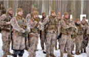 Zemessardzes 36. kaujas atbalsta bataljona karavīri apgūs izdzīvošanas iemaņas ziemas apstākļos