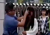 Ķīnā visas skolnieces, kuras ieradās skolā ar meikapu, sagaidīja nepatīkams pārsteigums