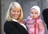 Lūk kā tagad izskatās Norvēģijas princese Ingrīda – viņa ir izaugusi par īstu skaistuli