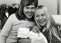 Viņa ir slavenu vecāku bērns, bet dzīvo noslēgtu dzīvi: par ko kļuvusi grupas ABBA solistu meita
