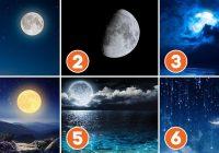 Mēness parādīs jūsu rakstura īpašības: izvēlieties to, kas piesaista vairāk