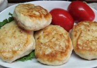 Vistas gaļas kotletes ar maizi