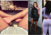 Diezgan briesmīgi foto:  slavenas sievietes, kuras nemaz nekaunas izrādīt savus ķermeņa trūkumus …