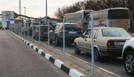 Lūk, kas darās uz Polijas-Vācijas robežas! Iestrēguši arī latvieši (+VIDEO)