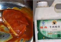 Nelabi paliek, redzot kā Ķīnā vilto pat gaļu. Vienkārši trūkst vārdu!