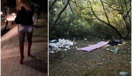 Pabriesmīgas fotogrāfijas: afrikāņu prostitūtu dzīve