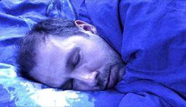"""""""Nakts vidū pēkšņi sajutu kaut ko maigu pārslīdam pār savu vaigu. Nobijos …"""""""