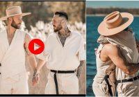 VIDEO: Kašers saderinājās ar savu mīļoto vīrieti – tiešraidi noskatījušies tūkstošiem cilvēku
