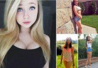Diemžēl šādi mūsdienās izskatās 13 – 14 gadus vecas meitenes… Vai vecāki vispār domā ar galvu?