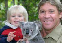 Leģendārā krokodilu mednieka Stīva Ērvina dēls jau izaudzis un ir ļoti līdzīgs savam tēvam